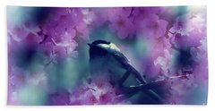 Spring Rhapsody Blossoms Beach Towel
