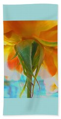 Spring In Summer Beach Towel