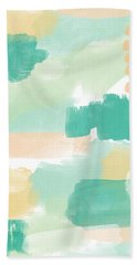 Spumoni- Abstract Painting Beach Towel