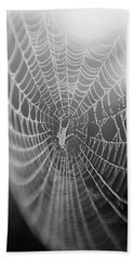 Spyder Web Beach Towel