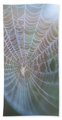 Spyder's Web Beach Towel