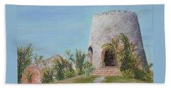 St. Croix Sugar Mill Beach Sheet