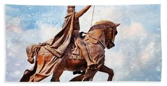 Beach Towel featuring the photograph St. Louis 3 by Marty Koch