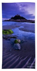 St Michael's Mount Beach Towel