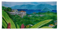 St. Thomas Virgin Islands Beach Towel