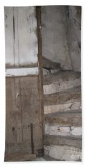 Staircase Beach Towel by HEVi FineArt