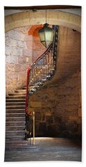 Stairway Of Light Beach Towel