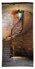 Stairway Of Light Beach Sheet