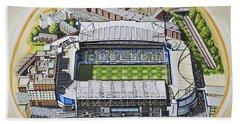 Stamford Bridge - Chelsea Beach Towel