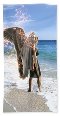 Stand Your Ground  Beach Towel