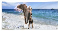 Stand Your Ground I Am With You Beach Towel