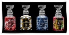 Stanley Cup Original Six Beach Towel