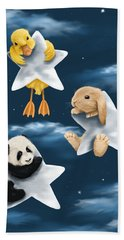 Star Games Beach Towel