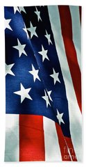Star-spangled Banner Beach Towel