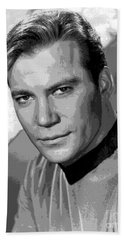 Star Trek William Shatner Pre 1970 Beach Sheet