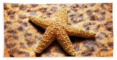 Starfish Enterprise Beach Towel