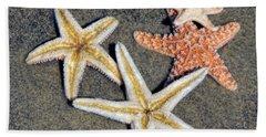Starfish Beach Towel by Tammy Espino