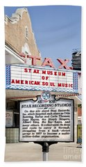 Stax Beach Towel