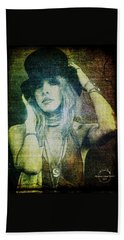 Stevie Nicks - Bohemian Beach Towel