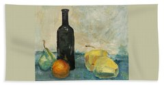 Still Life - Study Beach Towel