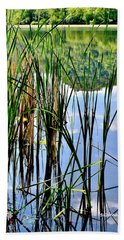Still Waters Beach Towel