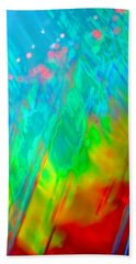 Stir It Up Beach Towel by Dazzle Zazz