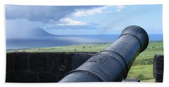St.kitts Nevis - On Guard Beach Sheet