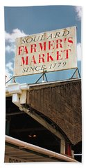 St.louis Market Beach Towel