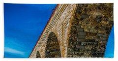 Stone Arch Bridge By Paul Freidlund Beach Towel