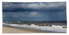Storm Clouds Beach Towel