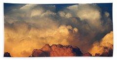 Storm Clouds Beach Sheet