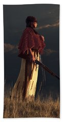 Stormwatcher Beach Towel