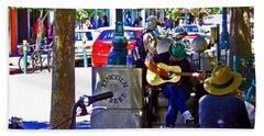 Street Ordinance Blues Beach Sheet