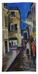 Street View Provence 2 Beach Towel