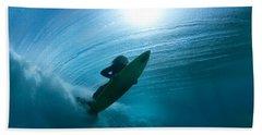 Sub Stellar Beach Towel