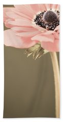 Subdued Anemone Beach Towel