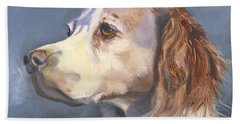 Such A Spaniel Beach Towel