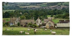 Sudeley Hill Farm Beach Towel