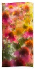 Summer's Palette Iphone Case Beach Towel