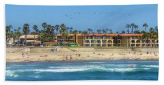 Beach Sheet featuring the photograph Summertime by Tammy Espino