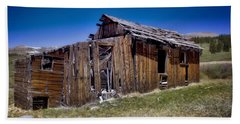 Summitville - Colorado Ghost Town Beach Sheet