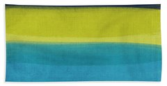 Sun And Surf Beach Towel