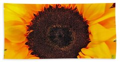 Sun Delight Beach Towel by Angela J Wright
