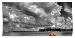 Sun Shade Beach Towel by HH Photography of Florida
