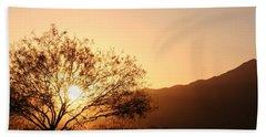 Sun Tree Beach Sheet