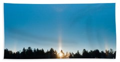 Sundog Spectacular Beach Towel