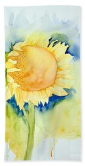 Sunflower 1 Beach Sheet