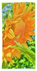 Sunflower 2 Beach Sheet