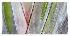 Sunken Gardens Abstract 4 Beach Sheet