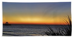 Sunrise At Folly Beach Towel